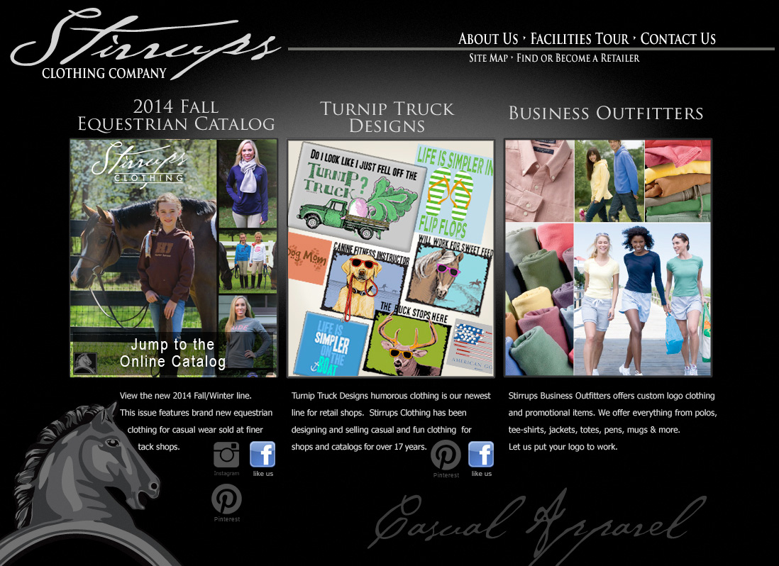 Stirrups Clothing Company